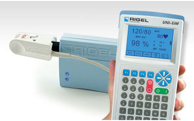 Rigel Uni-Sim with PULS-R