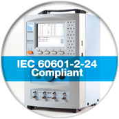 Rigel Multi-Flo infusion Pump Analyser - Fully compliant with IEC 60601-2-24