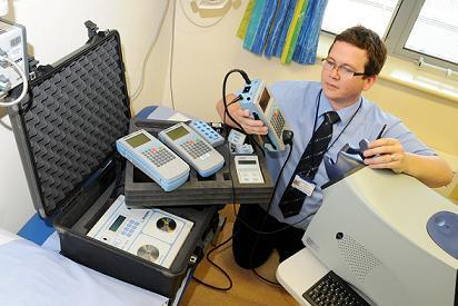 Malton Hospital use the Rigel Med-eKit