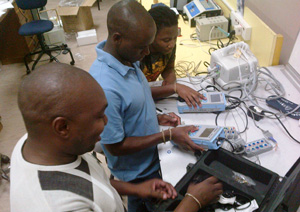 Rigel Medical improves Medical Standards in Africa