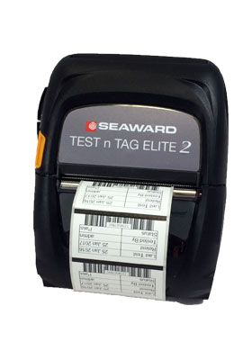 Test n Tag Elite 2 Printer