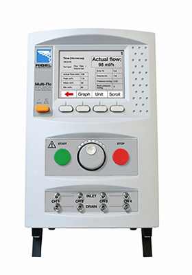 Rigel Multi-Flo Infusion Pump Analyzer