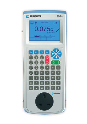 Rigel 288+ Electrical Safety Analyzer