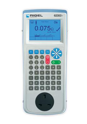 Rigel 62353+ Electrical Safety Analyzer