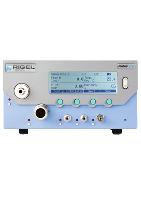 Rigel VenTest 800 Series
